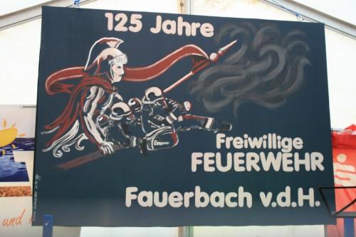 125 Jahre FFF - Tag 2: Kommers-Abend